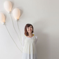 Generate Europe |  								Balloon X Lamp by Haoshi Design Studio for  - Free Shipping