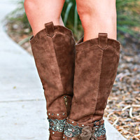 LOST IN LOVE BOOTS