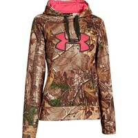 Under Armour Women's Camo Big Logo Hoodie | DICK'S Sporting Goods