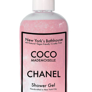 Coco Mademoiselle Shower Gel