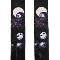 The Nightmare Before Christmas Jack Crew Socks