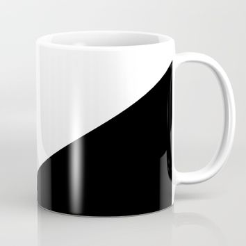 Monochromatic Mug by ARTbyJWP