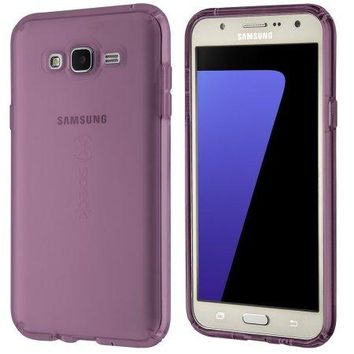 Speck Candyshell Slim Hard Case For Samsung Galaxy J7 Clear Pink