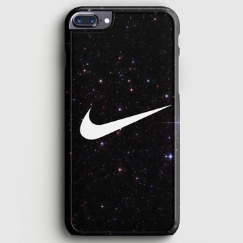 Nike Just Do It White Splat Logo iPhone 8 Plus Case | casescraft