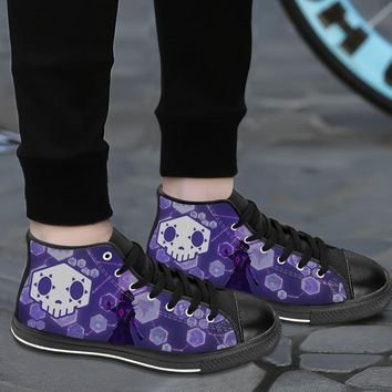 Overwatch Sombra EMP Hacked Sneakers