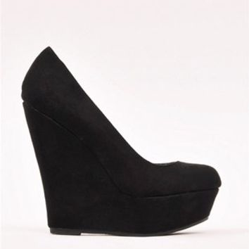 Cilo Wedges - Black