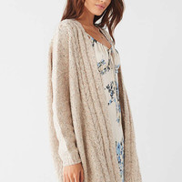 UO Kimono Cable Knit Cardigan | Urban Outfitters