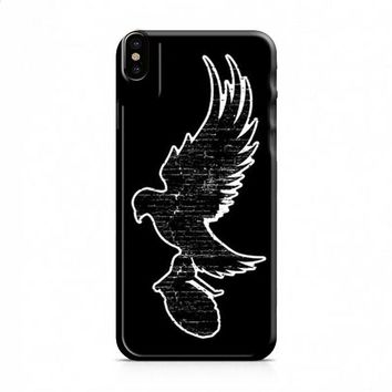 Hollywood Undead bird logo black white iPhone 8 | iPhone 8 Plus case