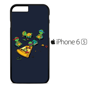 Cute TMNT iPhone 6S Case