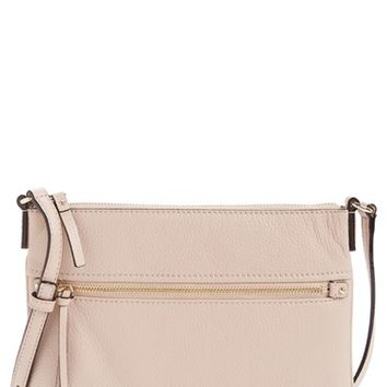 kate spade new york 'cobble hill - gabriele' pebbled leather crossbody bag | Nordstrom