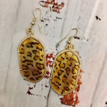 Pattern KS Inspo Earrings