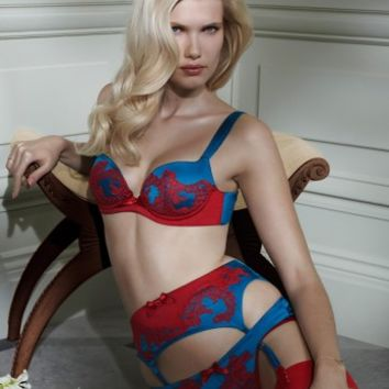 New In by Agent Provocateur - Lottus Bra