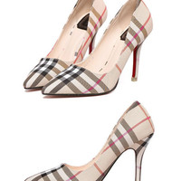 Size 4~8 Elegant Lady High Heels Women Pumps New Autumn Women Shoes szapatos mujer