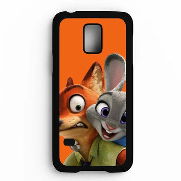 Zootopia really good film Samsung Galaxy S5 Mini Case