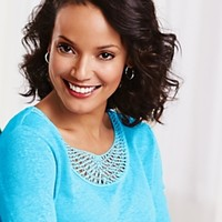 Talbots - Crocheted Scoop Tee | | Misses