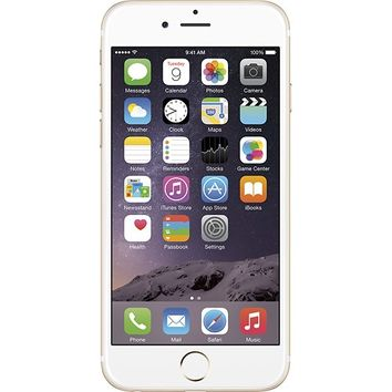 Apple - iPhone 6 16GB - Gold (Verizon Wireless)