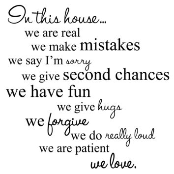 In This House... - Decalify