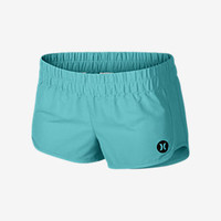 The Hurley Supersuede Solid Beachrider Women's Boardshorts.