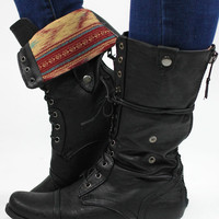Colorado Calling Boot - Black