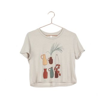 Pots and Plants Tee