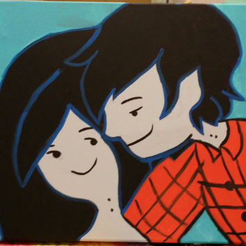 Adventure Time - Marshall Lee & Marceline