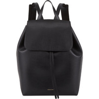MANSUR GAVRIEL LARGE LEATHER BACKPACK