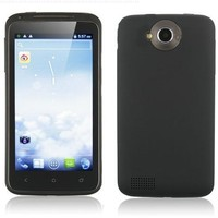"""4.5 Inch QHD (960*540) Capacitive Screen 3G Android 4.0 Smartphone """"Duo"""" 1Ghz CPU dual core, dual sim, GPS, 8MP Camera, new google play store (Black, white)"""