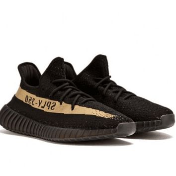 Adidas Yeezy 350 V2 Boost Men and Women Classic 2018 Hot Tide Brand Casual Fashion Sneakers F