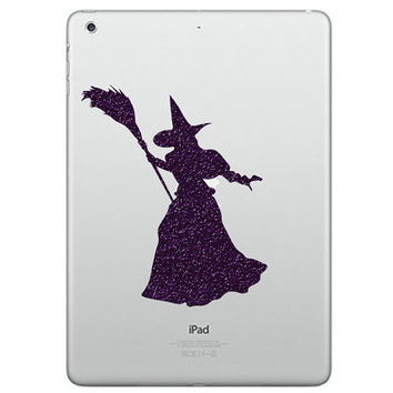 Witches Of Oz Sticker - Wizard Of Oz Wall Decal - Witch Wall Decor - Teen Room Wall Art - Disney Laptop Sticker - iPad Decal