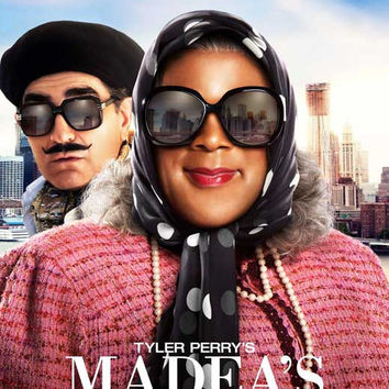 Tyler Perry's Madea's Witness Protection 11x17 Movie Poster (2012)