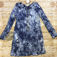 Head in the Clouds Tunic Dress