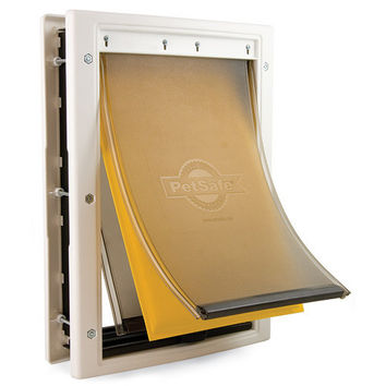 PetSafe Extreme Weather Door White