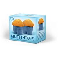 Fred & Friends Muffin Tops Cupcake Mold