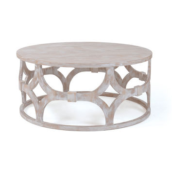 Go Home Adastra Round Coffee Table - 20090