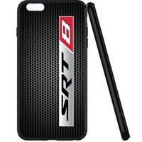 Top Dodge Charger srt8 Emblem Case For iPhone 6 6+ 6s 6s+ 7 7+ 8 8+ Samsung Note