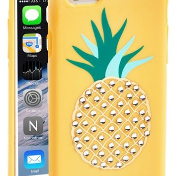 kate spade new york 'pineapple' iPhone 6 case - Yellow