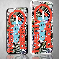 twenty one pilot logo Z0933 iPhone 4S 5S 5C 6 6Plus, iPod 4 5, LG G2 G3 Nexus 4 5, Sony Z2 Case