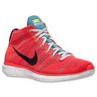 Men's Nike Free Flyknit Chukka Running Shoes