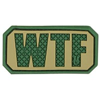 Maxpedition WTF Patch Arid
