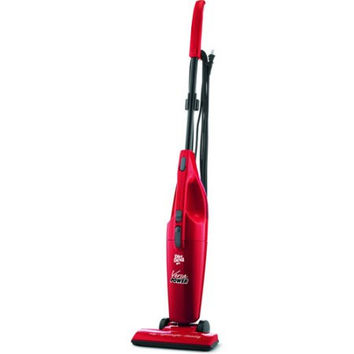 Red Dirt Devil Simpli-Stik Lightweight Bagless Stick & Handheld Vacuum