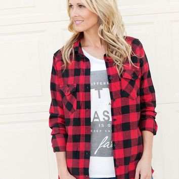 Check Mate Flannel-2 colors