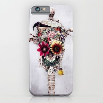 Scarecrow iPhone & iPod Case by RIZA PEKER