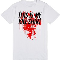 Dexter - This Is My Kill Shirt