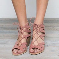 Dalton Lace-Up Sandal