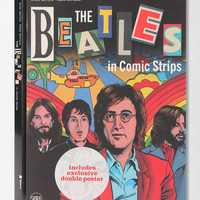 The Beatles In Comic Strips By Enzo Gentile & Fabio Schiavo