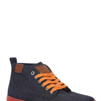Vlado Leon Navy Denim Sneakers