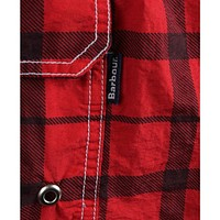 The John Short in Pillar Box Red by Barbour - FINAL SALE