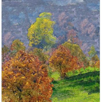 Valley of the Trees - Fabric Poster Print 308