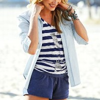Fleece Short - Victoria's Secret