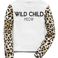 Wild Child Sweatshirt (Kids)